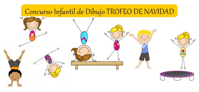 "Concurso Infantil de Dibujo ""Trofeo de Navidad"""