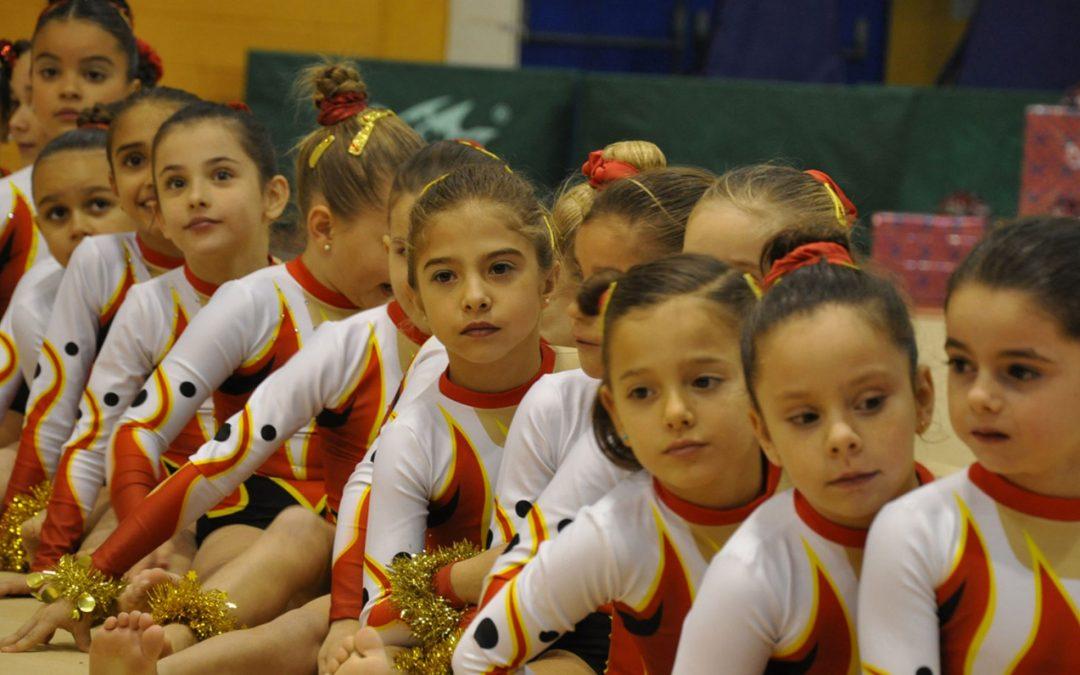 Campeonas de seis años