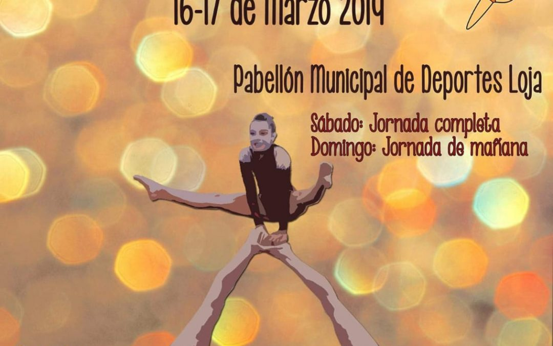 "IX Torneo Gimnasia Acrobática ""Ciudad de Loja"""