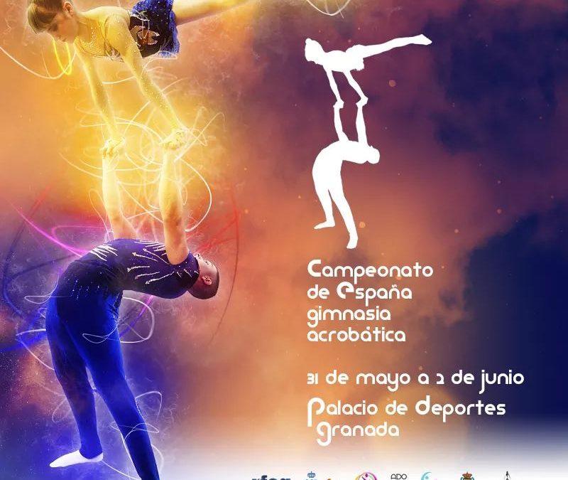 Campeonato de España (Gimnasia Acrobática)